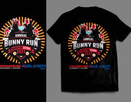 #113 for T-Shirt Design for Bunny Run 14 Off Road Trail Ride by sajnahumaira