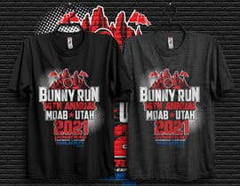 #205 for T-Shirt Design for Bunny Run 14 Off Road Trail Ride by hb2659919