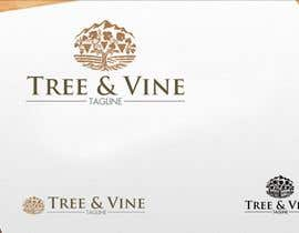 #97 for Tree & Vine Winery by Zattoat