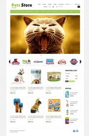 #11 untuk Design a layout for my website oleh Nihadricci