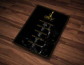 #4 for Design a Logo and Menu for a Hookah / Shisha Lounge by HasithaCJ