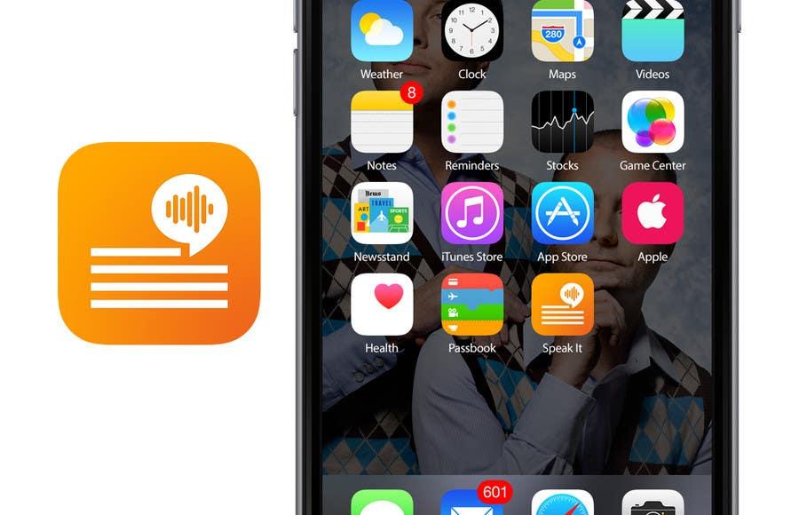 Bài tham dự cuộc thi #35 cho Design a App Icon for iOS App