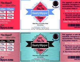 #22 for Can YOU Fix my Label Design? EASY MONEY! Print and Packaging ReDesign for Rusty Hippo by janmayen