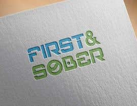 #66 for Design a Logo for First and Sober by notaly