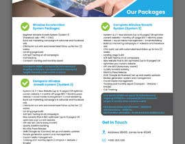nº 14 pour Need this package pricing table turned into a professional looking and printable document par ChiemiDesigns