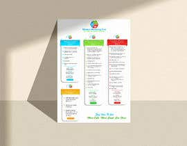 nº 35 pour Need this package pricing table turned into a professional looking and printable document par EssenceOfDesign
