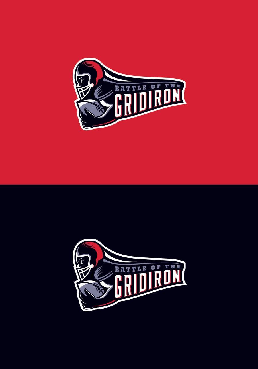 Konkurrenceindlæg #                                        34                                      for                                         Design a Logo for Battle of the Gridiron