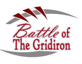 #59 for Design a Logo for Battle of the Gridiron by RahidSaiyad