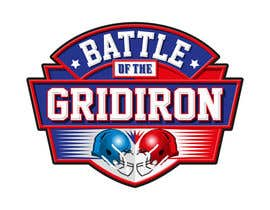 #60 for Design a Logo for Battle of the Gridiron af trudgett