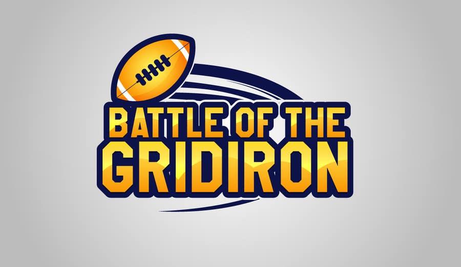 Konkurrenceindlæg #                                        35                                      for                                         Design a Logo for Battle of the Gridiron