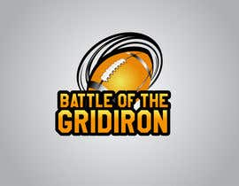 GraphicHimani tarafından Design a Logo for Battle of the Gridiron için no 51