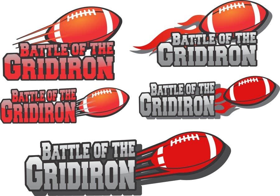 Konkurrenceindlæg #                                        43                                      for                                         Design a Logo for Battle of the Gridiron