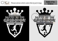 Graphic Design Konkurrenceindlæg #1 for Design a Logo for Battle of the Gridiron