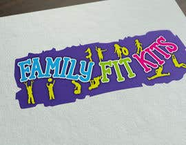 #36 for Design a Logo for Family Fit Kits by Zsuska