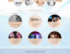 #18 for Website Design for Wedding Guru by hipnotyka