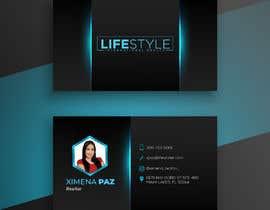 Nro 182 kilpailuun Ximena Paz - Business Card Design käyttäjältä sheikhabdullah21