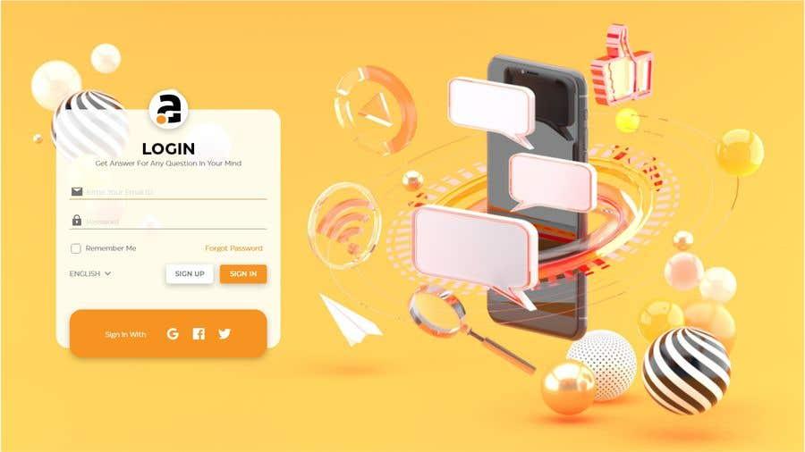 Contest Entry #                                        14                                      for                                         UI Design for web - 27/02/2021 02:12 EST