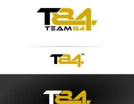 nº 71 pour Design a Logo for Team 84 par lucianito78