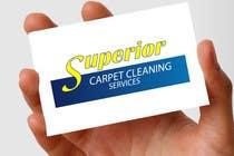 """Graphic Design Kilpailutyö #41 kilpailuun Logo Design for """"Superior Carpet Cleaning Services"""""""
