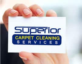 "#19 para Logo Design for ""Superior Carpet Cleaning Services"" por alexandracol"
