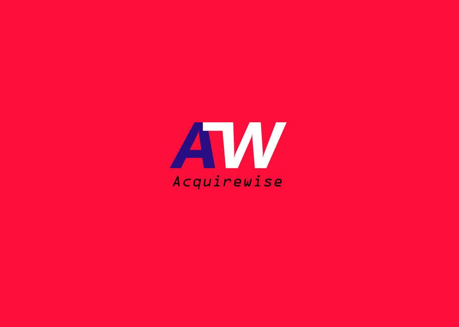 Proposition n°                                        17                                      du concours                                         A logo creating for the business name Acquirewise