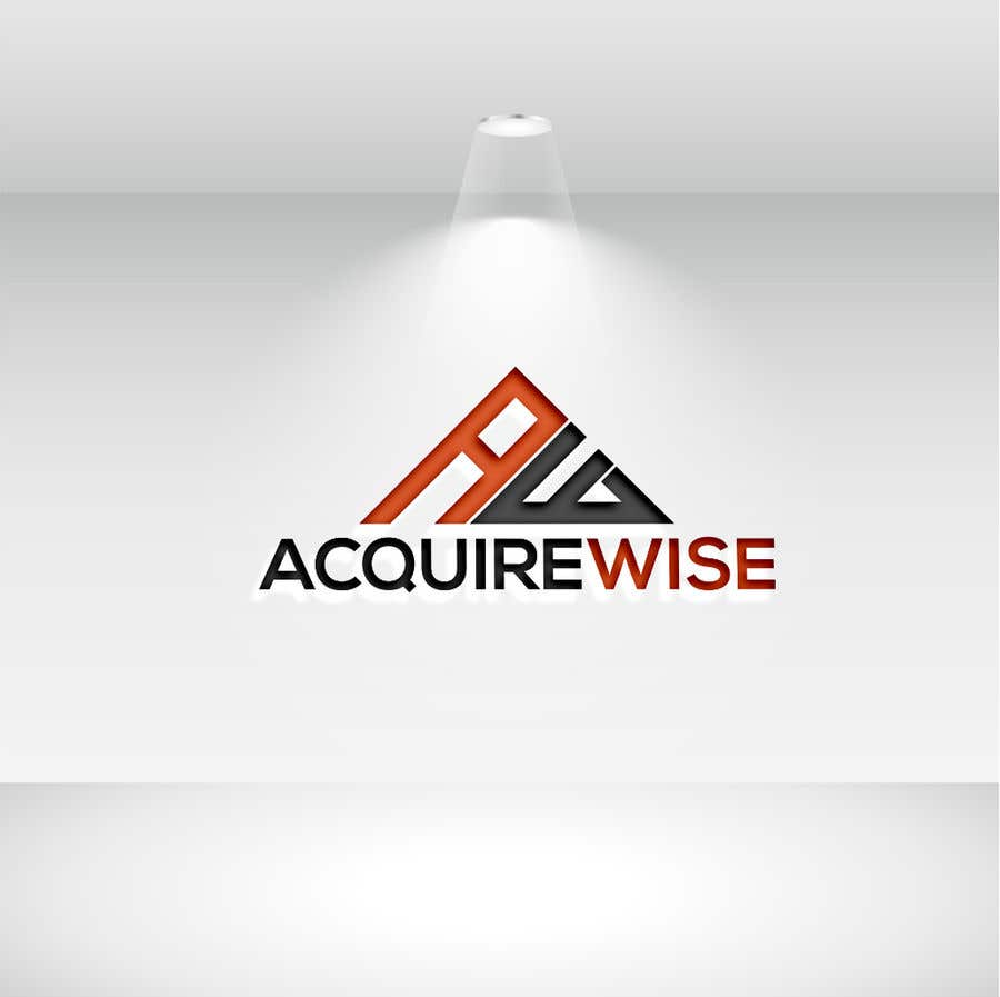 Proposition n°                                        27                                      du concours                                         A logo creating for the business name Acquirewise