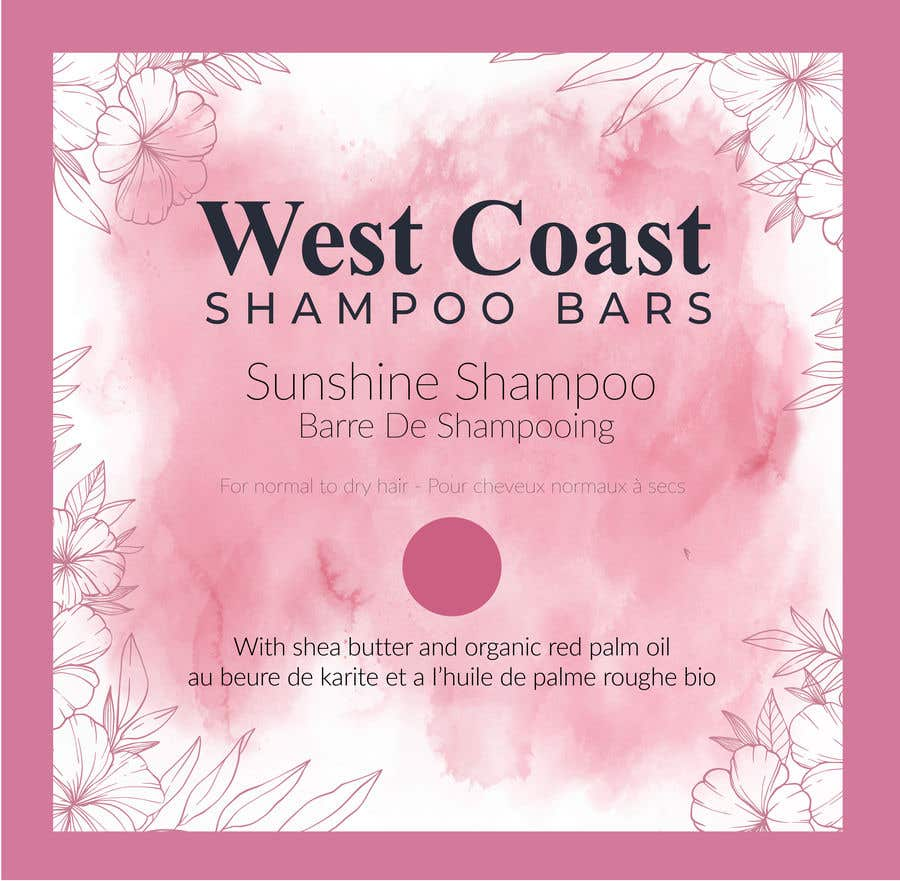 Bài tham dự cuộc thi #                                        41                                      cho                                         I need design help for packaging for shampoo and conditioner bars