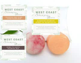 #15 cho I need design help for packaging for shampoo and conditioner bars bởi Crackerm1101