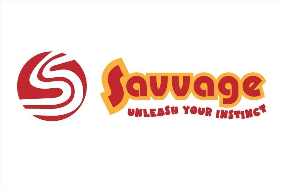 Penyertaan Peraduan #                                        27                                      untuk                                         Logo Design for Savvage