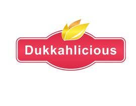 #35 para Logo Design for Dukkahlicious por habitualcreative