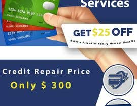 #7 for Create a flyer for credit repair by Ahmed1752001