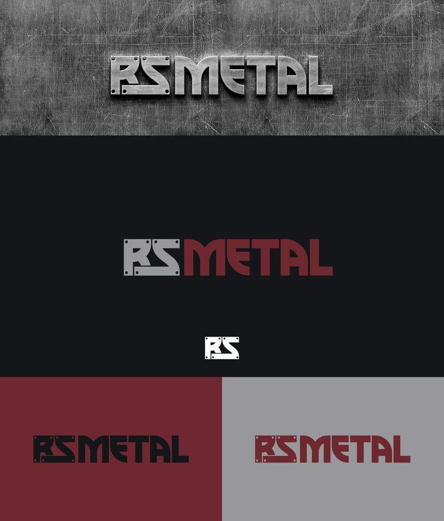 Konkurrenceindlæg #                                        84                                      for                                         Design a Logo for a Metal Retailer