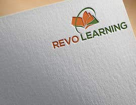 slavlusheikh tarafından 3 Ideas/Logo Designs for Online Tutoring Company - Revo Learning için no 64