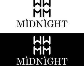 #161 для Design me a Logo for a fashion brand called «midnight» от MDKawsar1998