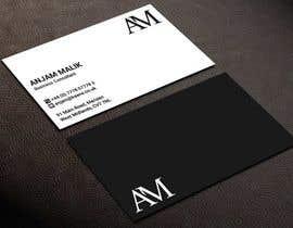 Nro 441 kilpailuun Business Card Design  - 28/02/2021 09:55 EST käyttäjältä kailash1997