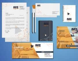 Nro 10 kilpailuun Need Corporate Identity and Stationary Design for a Digital Agency Firm käyttäjältä MonowarAnjum