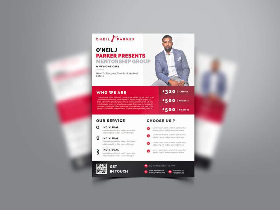 Contest Entry #                                        6                                      for                                         Business Flyer