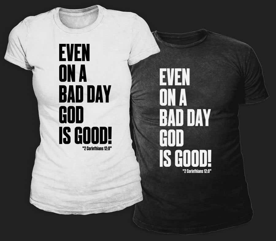 Konkurrenceindlæg #                                        103                                      for                                         Tshirt design needed