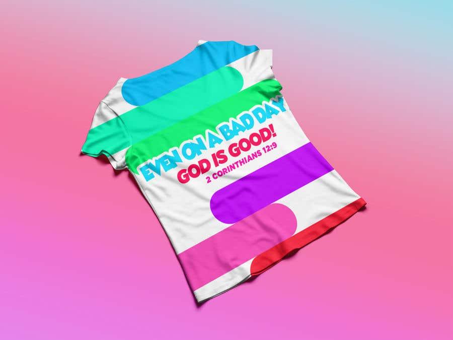 Konkurrenceindlæg #                                        6                                      for                                         Tshirt design needed