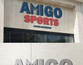 #109 untuk Logo needed: Amigo Sports oleh Benyasser