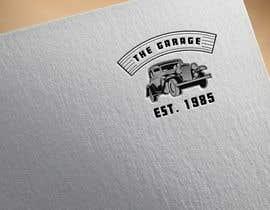 "#191 pentru Vintage Logo.  Name: ""The Garage"" / Est. 1985 Premium Quality/  NJ,USA          Use vintage retro font and create a sharp logo logo inside a shape as shown. Let's see what we can do. de către ismailhossainme0"