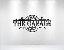 "#194 pentru Vintage Logo.  Name: ""The Garage"" / Est. 1985 Premium Quality/  NJ,USA          Use vintage retro font and create a sharp logo logo inside a shape as shown. Let's see what we can do. de către mdabdullahalma29"