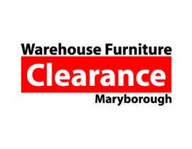 #64 cho Design a Logo for Warehouse Furniture Clearance bởi KraMRoX
