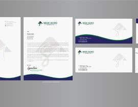 azahermia tarafından want business card , letter head & envelop design for my company için no 72