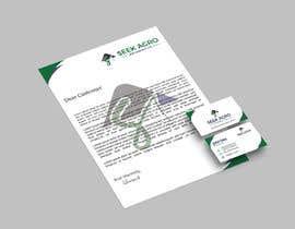 kaniz01701 tarafından want business card , letter head & envelop design for my company için no 69