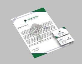 kaniz01701 tarafından want business card , letter head & envelop design for my company için no 75