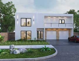 #5 for One house rendering by roarqabraham