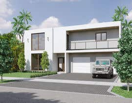 #31 cho One house rendering bởi Nica3D