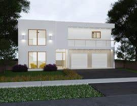 #36 for One house rendering by hammasJ