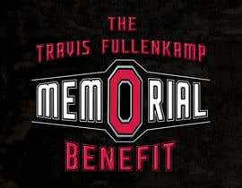 "#19 cho The event name is ""The Travis Fullenkamp Memorial Benefit"".  The theme of this event is Ohio State. Please incorporate the attached file into the logo. Colors should be gray, white, black and red. bởi samihaislam28"